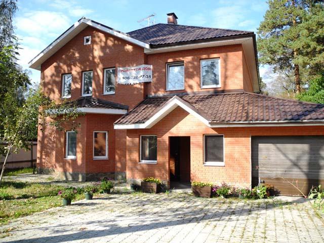 Купить дом в подмосковье белорусское направление